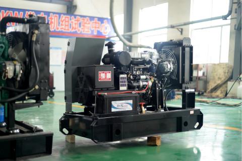 使用柴油发电机的启动机有哪些注意事项